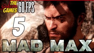 Прохождение Mad Max на Русском (Безумный Макс)[PС|60fps] - #5 (Динки-Ди жив!)