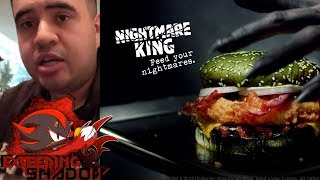Burger King's Nightmare King Review Discussion | Black Blur Review