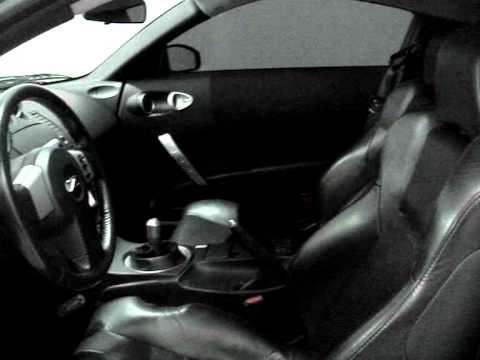 Nissan 350z Interior Youtube
