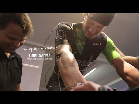Lionel Sanders Training - Live Your Dream | Garneau