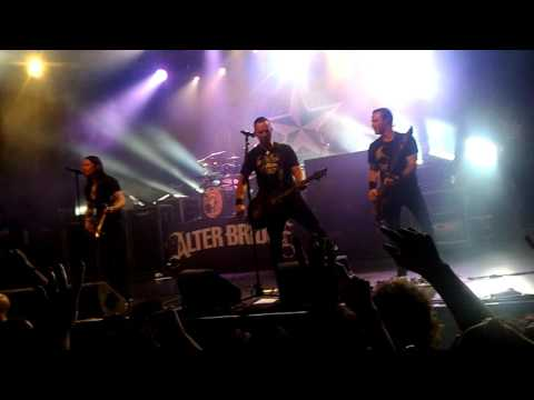 Alter Bridge - Rise Today (Live at Fabrique, Milan 2017)
