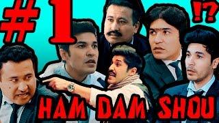 Ham Dam SHOU 1-soni (16.04.2017)  | Хам Дам ШОУ 1-сони
