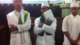 "MAHALLUL QIYAM - Grup Hadrah Al-Banjari ""Al-Muhdlor"" Wonorejo Pasuruan, 15-11-2014."