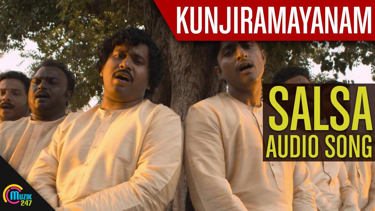 kunjiramayanam salsa official audio song youtube