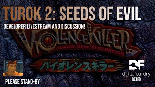 Turok 2: Seeds of Evil - Developer Stream