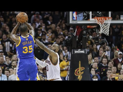 kevin-durant-showcased-lebron-james-&-his-lecowardice-antics-in-17'-nba-finals-w/-35-ft-jumper!