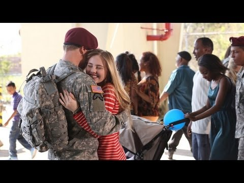 Behind the s of Army Wives with Ella Wahlestedt