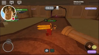 Leveling up fast in dungeon quest in roblox