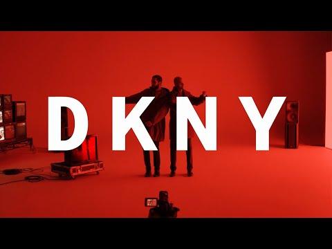 The Martinez Brothers for DKNY Fall 2019 #IAMDKNY Men�s Campaign
