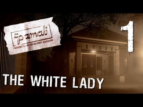 "Pamali : Indonesian Folklore Horror "" The White Lady "" - Manly Let's Play [ 1 ]"
