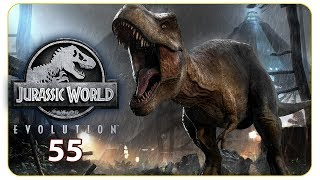 Friedliche Riesen #55 Jurassic World Evolution [deutsch] - Let's Play
