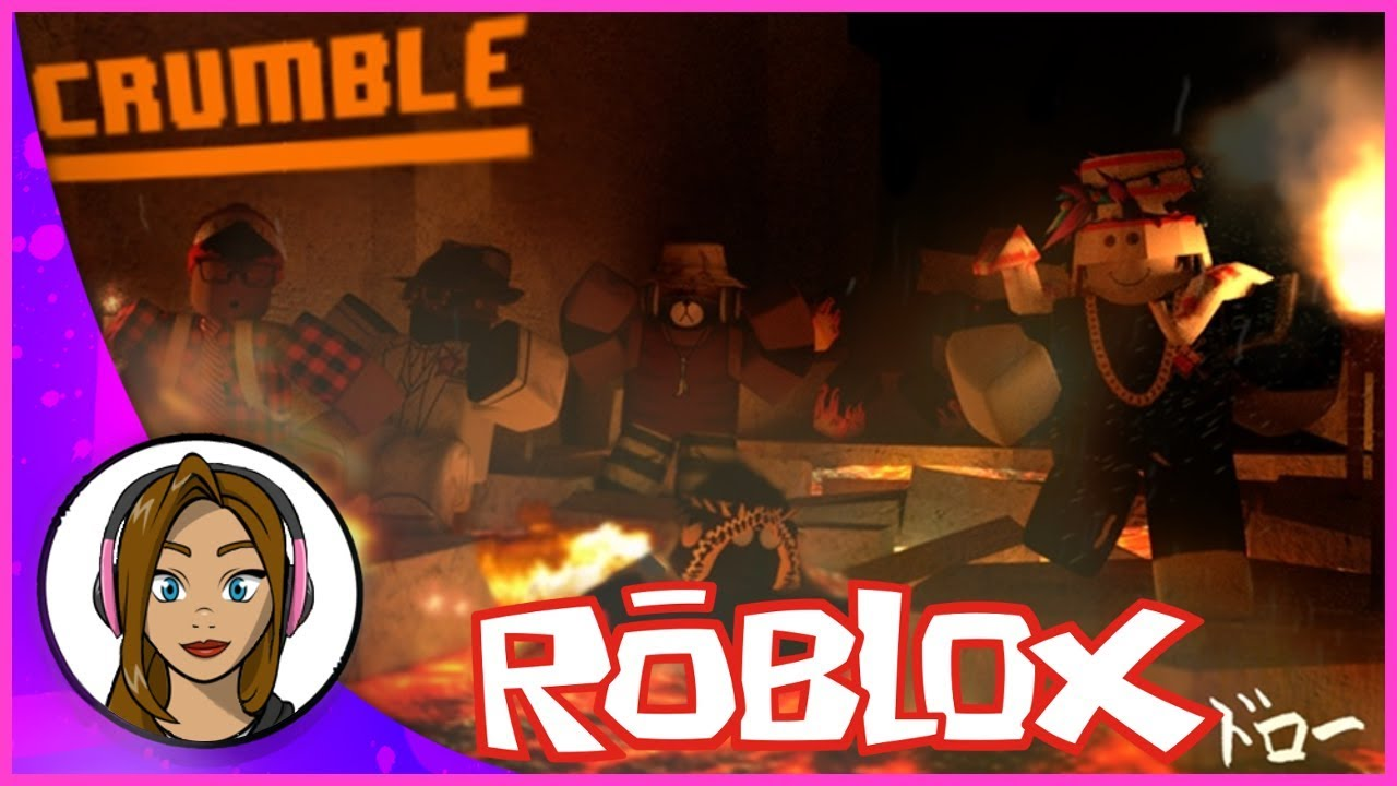 RIP PATIENCE Crumble! | Roblox Gameplay