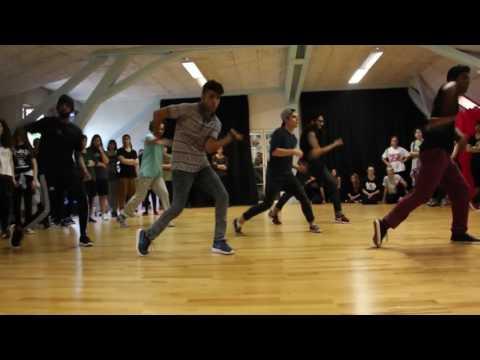 Drake - Own it (Mirrored) Brian Puspos Choreography