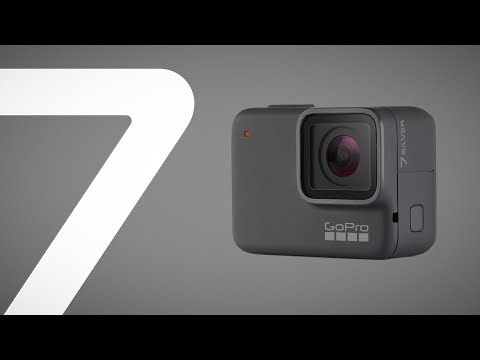 GoPro: Introducing HERO7 Silver