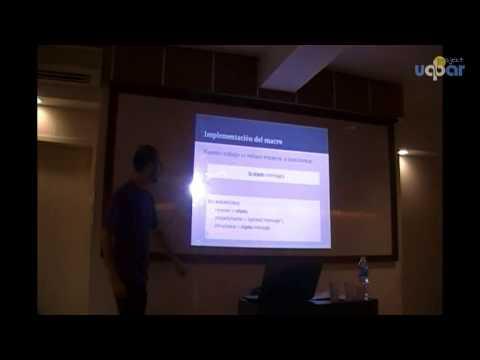 WISIT 2014 - Álvarez - An approach to typed data binding using typed macros