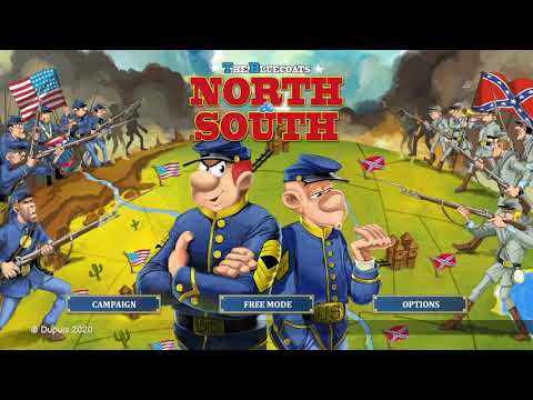 The Bluecoats - North & South |