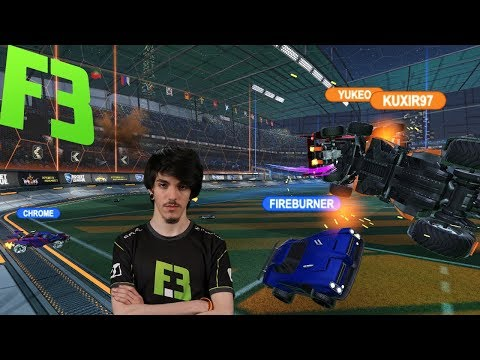 PLAYING VS FLIPSIDE IN RANKED! W/ TORMENT & CHROME   ROCKET LEAGUE 3V3 thumbnail