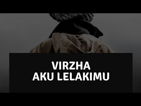 Virzha - Aku Lelakimu || Cover By D'saso || ( Lirik )