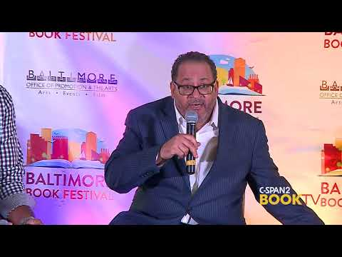 """Baltimore Book Festival: Michael Eric Dyson, """"Tears We Cannot Stop"""""""