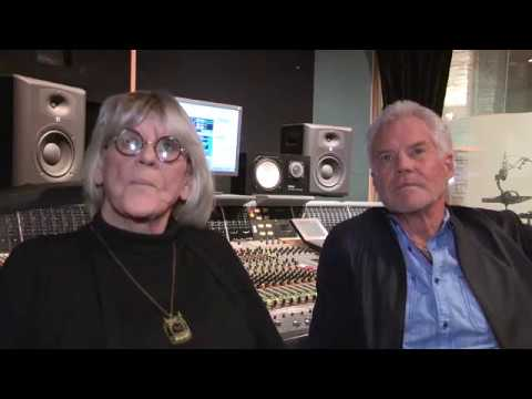 Dann Rogers with Bonnie Bramlett