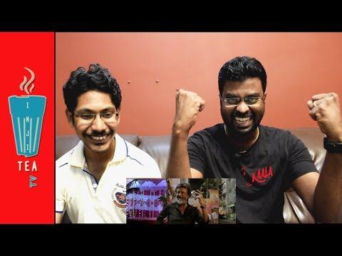 Kaala Tamil Official Teaser | Reaction | Rajinikanth,Pa Ranjith,Santhosh Narayanan