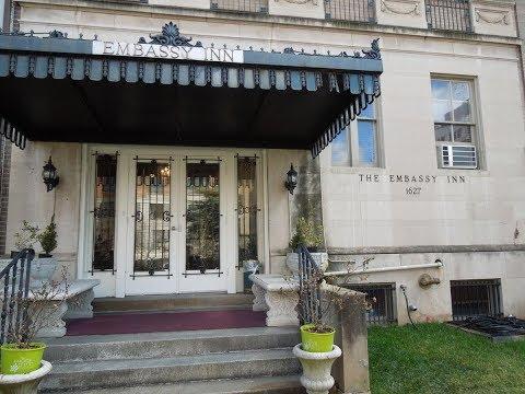 Embassy Inn Hotel - Washington Hotels, District Of Columbia