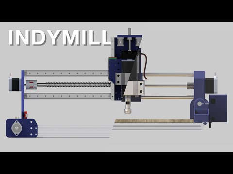 Fixing IndyMill With Dremel CNC - Milling Aluminium With DIY CNC