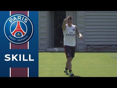 AMAZING SKILL made in Paris - Marco Verratti