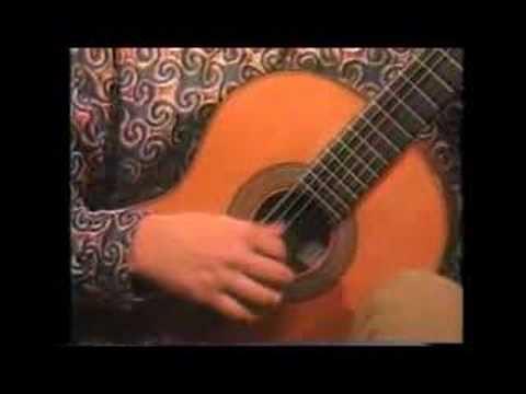 Lagrima, Tarrega, Played By James Hunley live (Acoustic Exp)