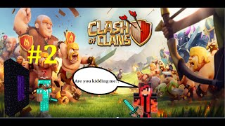 Hodnotenie! Let's play clash of clans SK #2