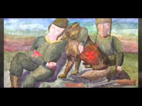 Рисунки детей о войне.