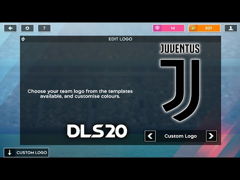 Comment importer un logo sur dream league soccer.