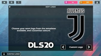 How To Import Juventus Logo And Kits In Dream League Soccer 2020