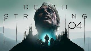 Death Stranding (PL) #4 - Zjednoczyć świat (Gameplay PL / Zagrajmy w)