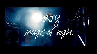 MISTY『Magic of night』MUSIC VIDEO