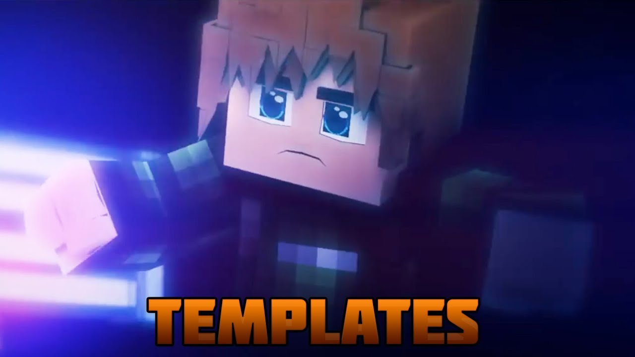 free animated video intro templates - top 10 best minecraft animation intro templates 353