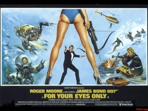 1981 - James Bond - For your eyes only: title sequence Mp3