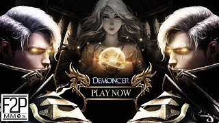 Demoncer Gameplay Android / iOS