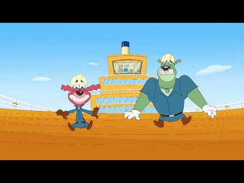 Rat-A-Tat| 'Pirates of the Secret Sea'|Chotoonz Kids Funny Cartoon Videos