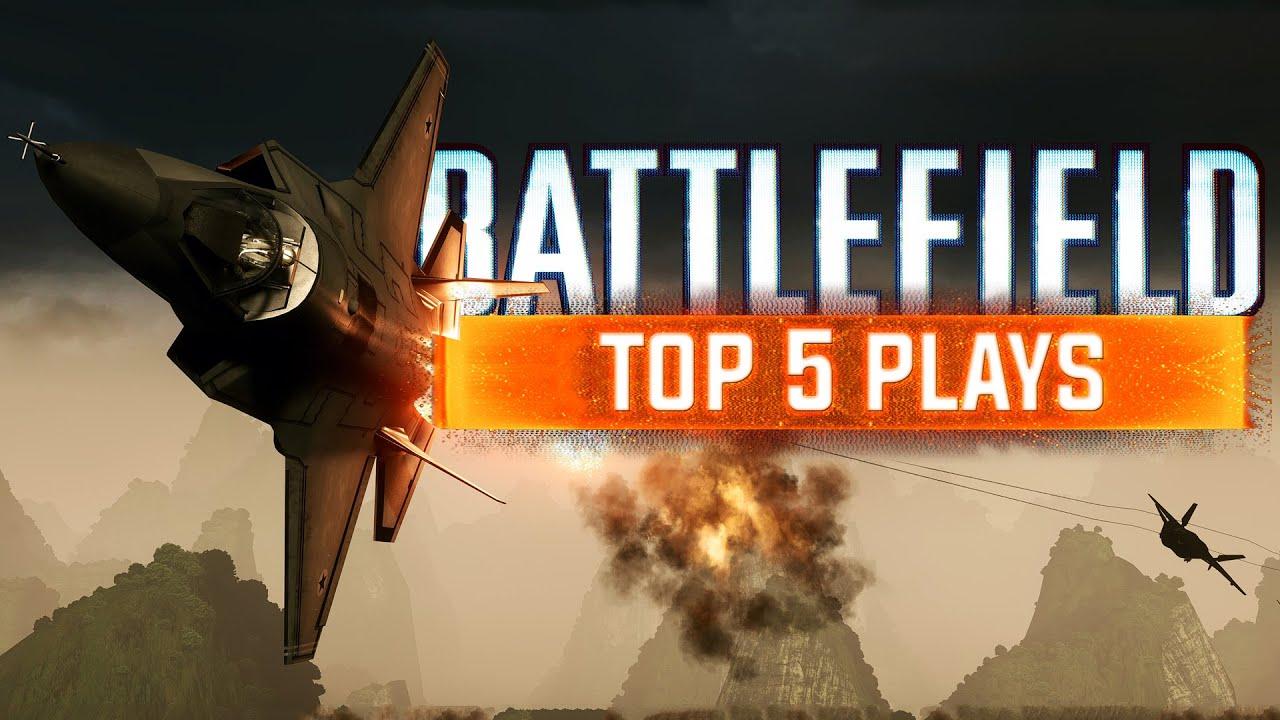 Download BATTLEFIELD TOP 5 PLAYS - EPISODE 1
