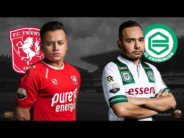 FC Twente - FC Groningen | Speelronde 34 | E-Divisie