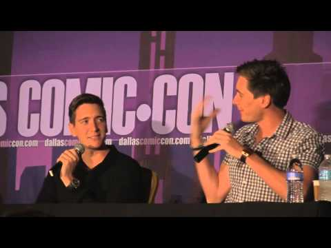 James and Oliver Phelps (Harry Potter) Panel - Complete - Dallas Fan Days 2014