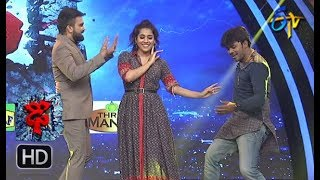 Sudheer | Rashmi | Funny Joke | Dhee 10 | 28th March 2018| ETV Telugu