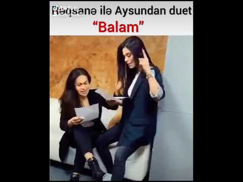 Reqsane İsmayilova - Öpüm keçsin (Official Video)