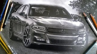DODGE CHARGER R/T DRAWING ISP 2014