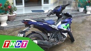 Cảnh sát giao thông truy đuổi 20km bắt đối tượng trộm xe máy | THDT