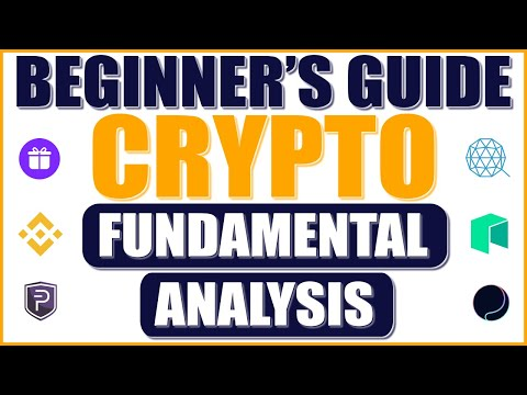 Introduction To Fundamental Analysis For Beginners (Ultimate Cryptocurrency Guide)