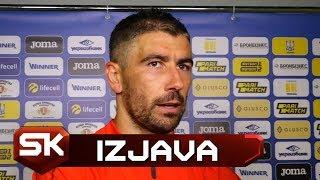 Aleksandar Kolarov Nakon Poraza Srbije 5:0 od Ukrajine   SPORT KLUB Fudbal