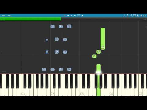 Afrojack ft. Ty Dolla Sign - Gone Piano Tutorial