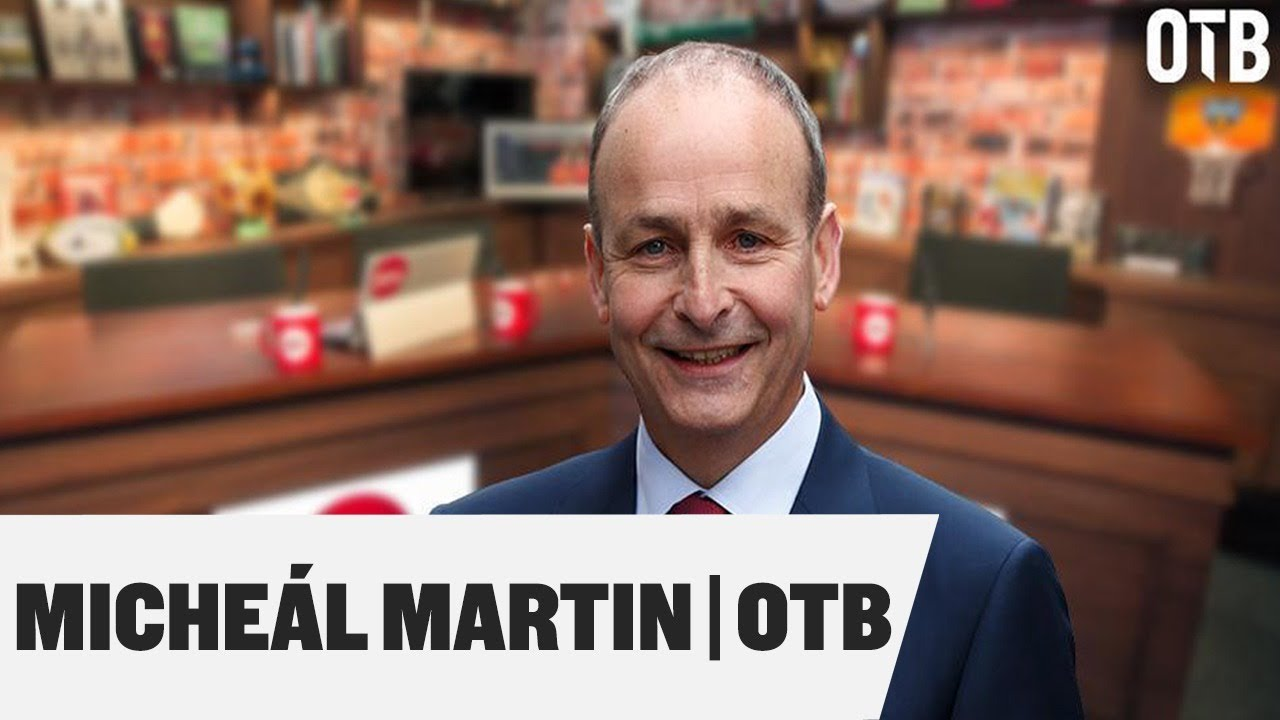 Micheál Martin | Ireland's PE Crisis | 'It's not Good Enough'